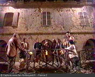 Fort Boyard 1996 - Équipe 18 - Gustave Parking / Nocturne (19/10/1996)