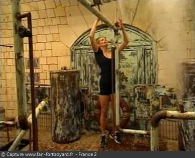 Fort Boyard 1996 : La nouvelle épreuve de la Menotte