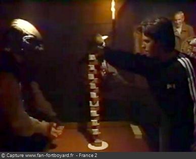 Fort Boyard 1996 : Le nouveau duel du Conseil de l'Empilage