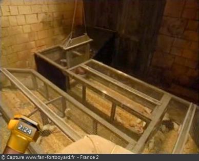 Fort Boyard 1996 : Le Rampeur redevient une aventure