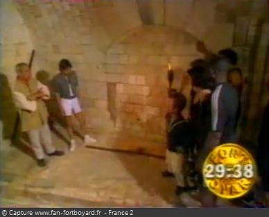 Fort Boyard 1996 : L'oubliette