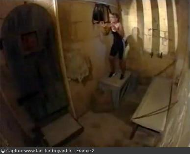 Fort Boyard 1996 : L'intérieur de la prison