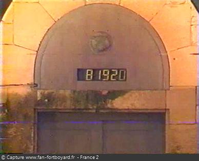 Fort Boyard 1996 : Le compteur des Boyards de nuit