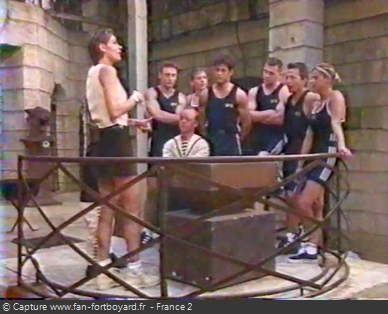 Fort Boyard 1997 - Équipe 1 - 2Be3 (28/06/1997)
