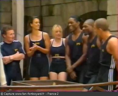 Fort Boyard 1997 - Équipe 8 - Tribal Jam (16/08/1997)