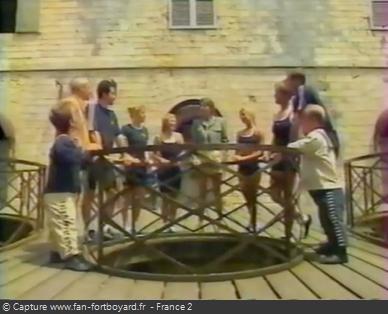 Fort Boyard 1997 - Équipe 9 - Luc Alphand (30/08/1997)