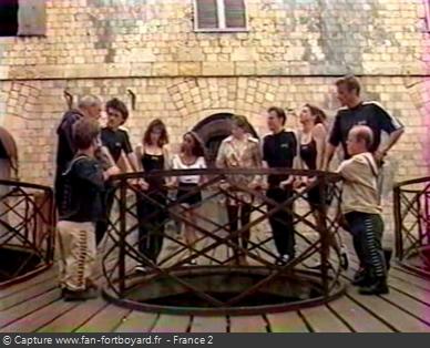 Fort Boyard 1997 - Équipe 10 - Olivier Minne (06/09/1997)