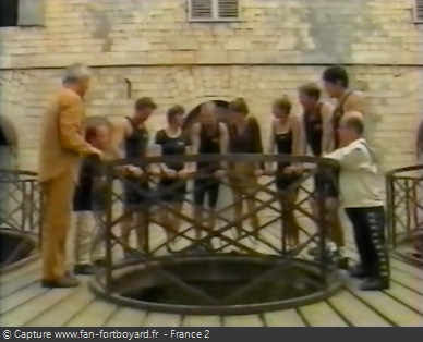 Fort Boyard 1997 - Équipe 11 - Erick Chabot (13/09/1997)