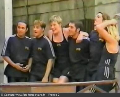 Fort Boyard 1997 - Équipe 12 - Worlds Apart (20/09/1997)