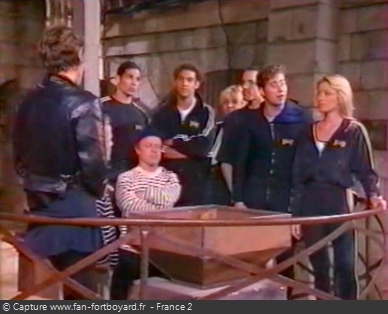 Fort Boyard 1997 - Équipe 13 - G-Squad / Nocturne (25/10/1997)