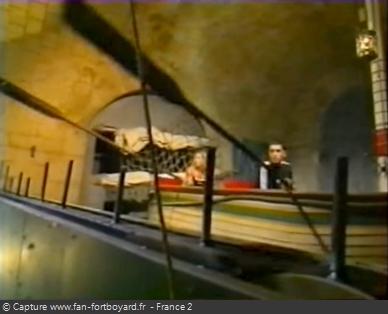 Fort Boyard 1997 : La nouvelle épreuve de la Chaloupe