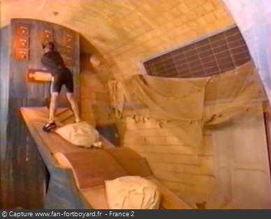 Fort Boyard 1997 : La nouvelle épreuve du Grenier à grains
