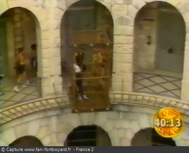 Fort Boyard 1997 : La prison suspendue