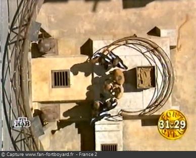 Fort Boyard 1997 : L'oubliette