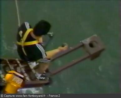 Fort Boyard 1997 : La nouvelle aventure de l'Escalier inutile