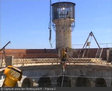 Fort Boyard 1997 : La nouvelle aventure du Funambule