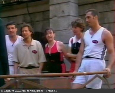Fort Boyard 1998 - Équipe 2 - Vincent Perrot (11/07/1998)