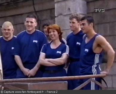 Fort Boyard 1998 - Équipe 3 - Véronique Genest (18/07/1998)