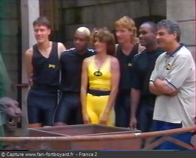 Fort Boyard 1998 - Équipe 8 - Enrico Macias (22/08/1998)