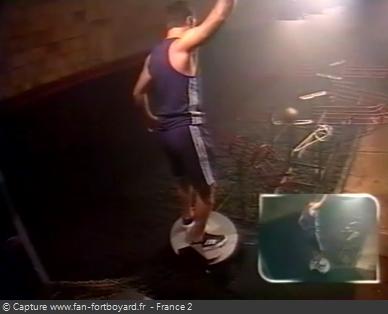 Fort Boyard 1998 : La nouvelle épreuve de l'Aiguilleur