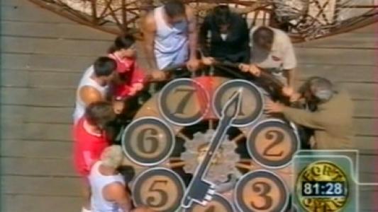Fort Boyard 1998 : L'Horloge du tigre est la nouveauté de la saison 1998