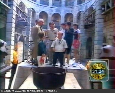 Fort Boyard 1998 : L'oubliette