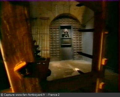 Fort Boyard 1998 : La Salle du Pré-Conseil