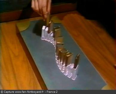 Fort Boyard 1998 : Le nouveau duel du Conseil des Dominos