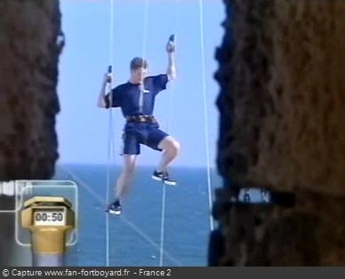 Fort Boyard 1998 : La nouvelle aventure de l'Everest