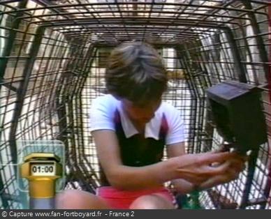 Fort Boyard 1998 : La Cage aux tigres se transforme pour devenir une aventure