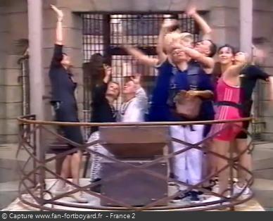 Fort Boyard 1998 : Fin de l'émission