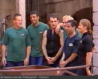 Fort Boyard 1999 - Équipe 4 - Cheb Mami (17/07/1999)
