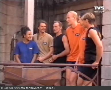 Fort Boyard 1999 - Équipe 6 - Fabio Karratu (31/07/1999)
