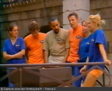 Fort Boyard 1999 - Équipe 9 - Dieudonné (21/08/1999)