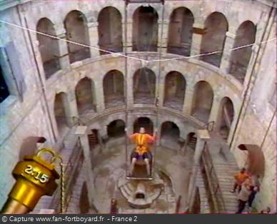 Fort Boyard 1999 : La nouvelle aventure de la Cloche