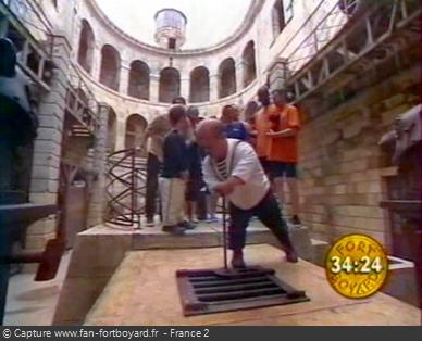 Fort Boyard 1999 : L'oubliette