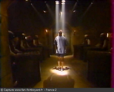 Fort Boyard 1999 : La Salle du Conseil