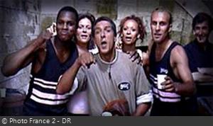 Fort Boyard 2000 - Équipe 2 - Samy Naceri (01/07/2000)
