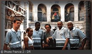 Fort Boyard 2000 - Équipe 4 - Philippe Lavil (22/07/2000)