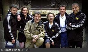 Fort Boyard 2000 - Équipe 6 - Martin Lamotte (05/08/2000)