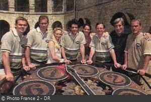 Fort Boyard 2000 - Équipe 9 - Laurent Baffie (26/08/2000)