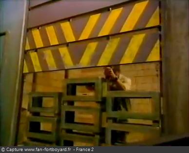 Fort Boyard 2000 : La nouvelle épreuve du Mur