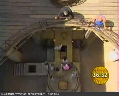 Fort Boyard 2000 : L'oubliette