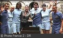 Fort Boyard 2001 - Équipe 5 - Bertrand Gille (21/07/2001)