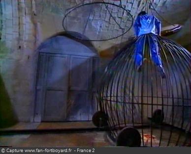 Fort Boyard 2001 : La nouvelle épreuve de la Tortue