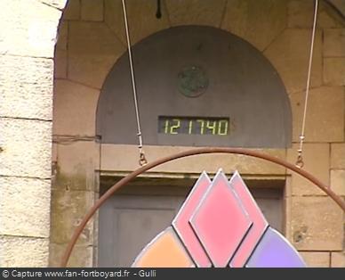 Fort Boyard 2001 : Le compteur des Boyards