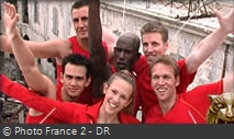 Fort Boyard 2002 - Équipe 1 - Lorie (29/06/2002)