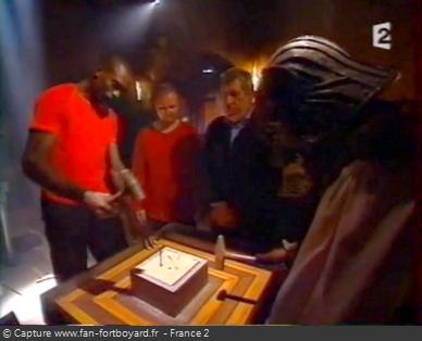 Fort Boyard 2002 : Le duel du Billot