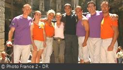 Fort Boyard 2003 - Équipe 1 - Alexandre Devoise (28/06/2003)