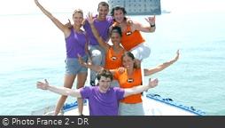 Fort Boyard 2003 - Équipe 7 - Eric Jean-Jean (09/08/2003)